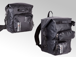 SHAD Zulupack Bags